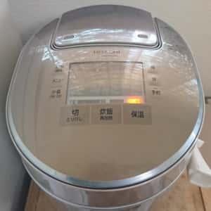 ふっくら御膳RZ-VW3000M(日立)レビュー&同機種で御飯を美味しく炊く方法