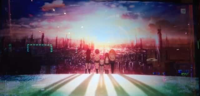 魔法少女まどか☆マギカ 劇場版 叛逆の物語 ボーナス終了画面